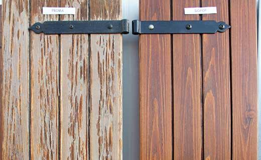 Riverniciare persiane in legno costi for Scuri in legno costo