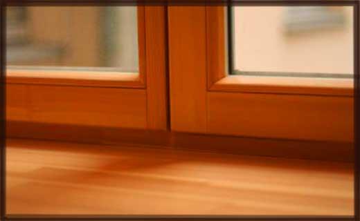 Produzione serramenti in legno infissi in legno alluminio - Porte e finestre modena ...